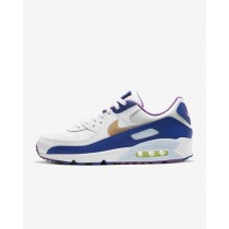 Nike Air Max 90 SE Blanche/Washed Coral/Bleu/Multi-Color CT3623-100