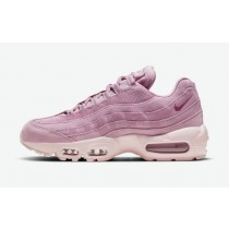 """Nike Air Max 95 Femme """"Rose Suede"""" Fireberry/Fireberry-Rose DD5398-615"""