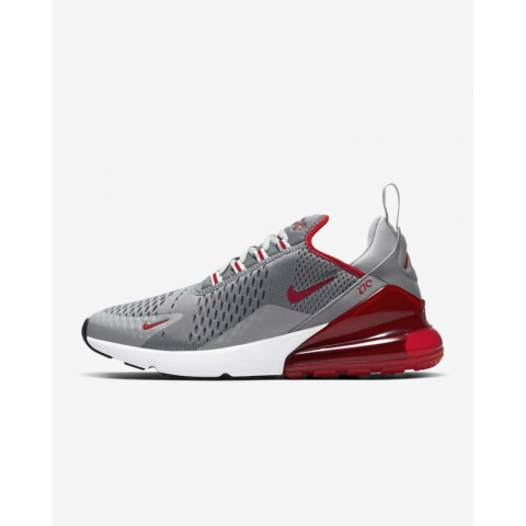 Nike Air Max 270 Gris/Blanche/Gris/Rouge CW7048-001